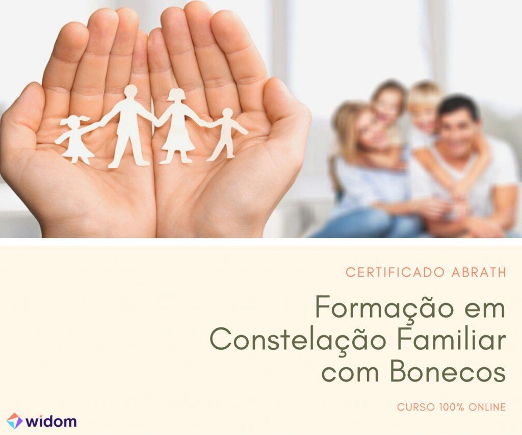 Curso de Constelação Familiar Online da Widom
