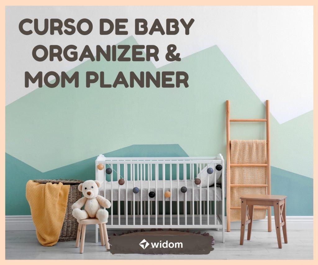 Curso de Baby Organizer Online - Carla Coelho | Widom