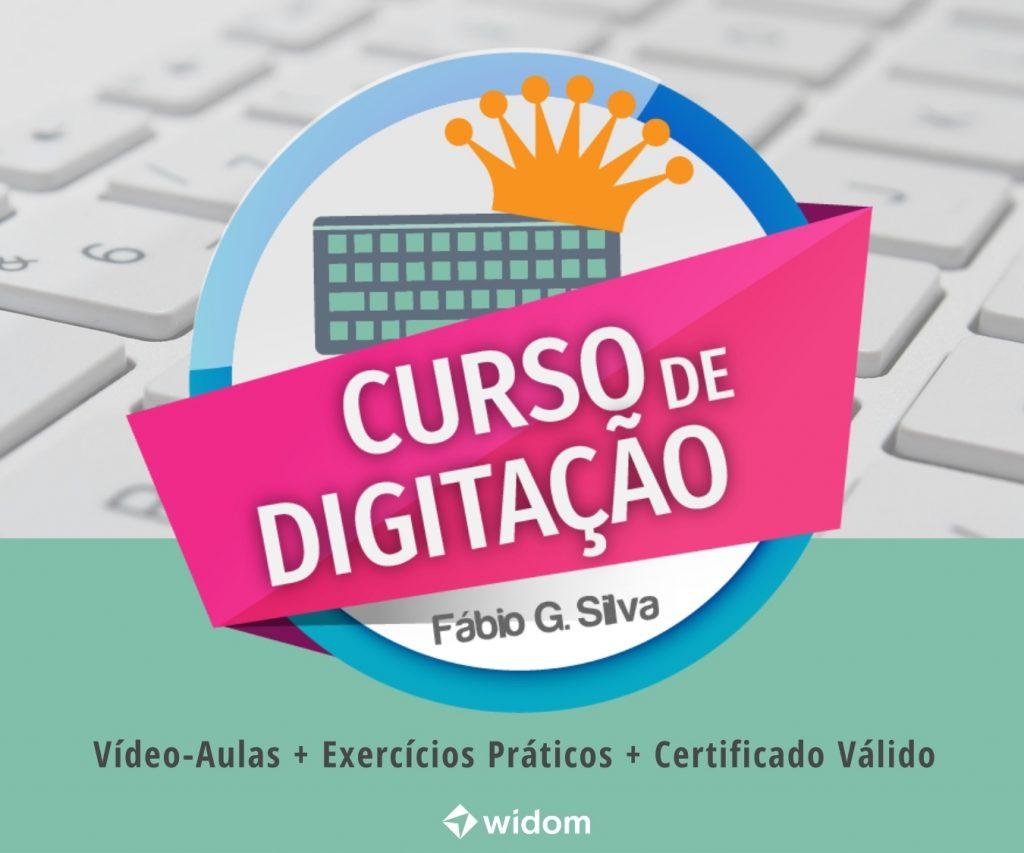 Curso de Digitação Online | Widom