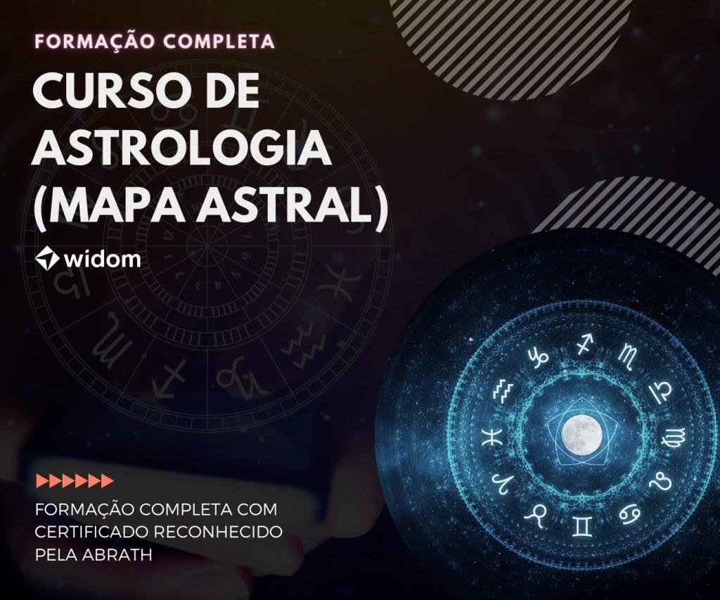 Curso de Astrologia e Mapa Astral | Widom