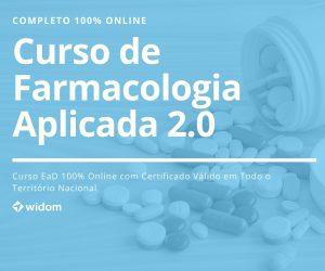 Curso de Farmacologia Online | Widom