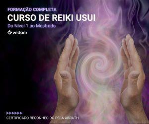 Curso de Reiki Usui Tradicional | Widom