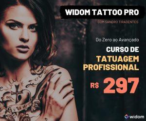 Curso de Tatuagem Profissional   Widom Tattoo Pro